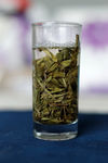Gu Shu Cha infusion glass of water