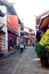 Views of old Lijiang.