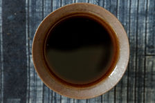 Infusion d'un puerh <span class='translation'>(Pu Er tea)</span> fermenté