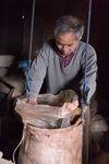 Forme de fermentation artisanale à Myanmar 2013