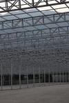 Enorme espace de séchage couvert dans l'usine Mengku Rong Shi