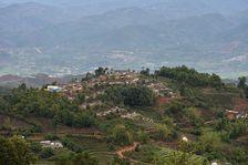 Paysage de Mengku