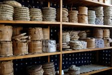 cellar puerh <span class='translation'>(Pu Er tea)</span> thought to the long-term
