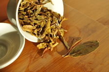 puerh <span class='translation'>(Pu Er tea)</span> leaves infused Copyright Sébastien Vacuithé
