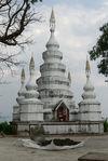 Temple Bulang à Gong Nong