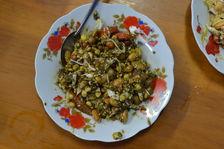fermented tea Blang ethnic Burma