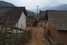 In a small village Nanmei