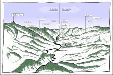 Vallée de Mengku