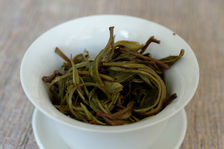 Leaves puerh <span class='translation'>(Pu Er tea)</span> premiere