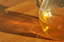 Liquor puerh <span class='translation'>(Pu Er tea)</span> premiere