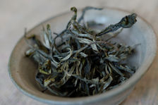 puerh leaves dry premiere