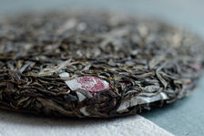 Galette young puerh