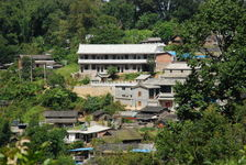 Old village of Wu Yi