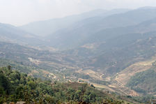 valée of Nanmei