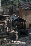 Old street in Yi Wu