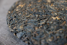 Puerh artificially fermented