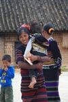 Wa dans le Yunnan