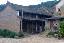 Old village of Wu Yi