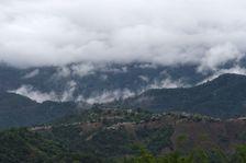 Mengku Da Xue Shan dans le Yunnan