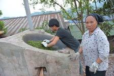 Guafenzhai coté Laotien