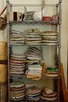 Stockage de puerh <span class='translation'>(Pu Er tea)</span> vert à la maison