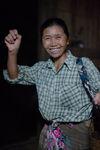 Tea producer in Burma
