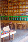 Magasin de thé pour touriste à Lijiang