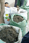 Bag Cha Mao sold on the market (Lincang)