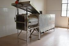 Tri pneumatique des grades (atelier Baopuxuan, YiWu)