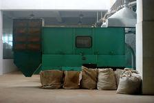 Tri mécanique des grades (usine Haiwan, Aning)