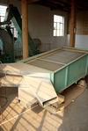 Tri mécanique des grades (usine Kucong, Pu Er)