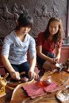 Dégustation de thés chez Lan Ting Chun