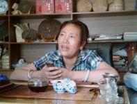 Hulankun, l ex femme de Zhaiguoting
