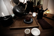 Tea Tasting with Nikosan (1)