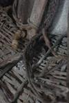 Paniers pour le transport du thé à dos de mule
