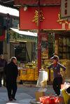Vieilles rues de Hong Kong