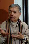 Vesper Shan, un des instigateur de la culture du puerh <span class='translation'>(Pu Er tea)</span> à Hong Kong
