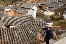 Wan Yao Cun, a village of potters in Lincang, Yunnan