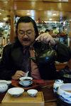 Gaiwan Gung fu Cha avec Yip Wai Man (Hong Kong)
