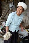 Guo Pi propre prêt à être martelé...