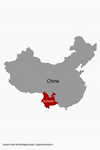 Le Yunnan au sein de la Chine