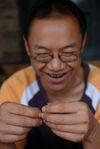 Première dégustation de Zi Juan avec Wang Bing (2009)