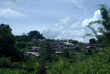 Vieux village de Yi Wu aujourd'hui (2009)