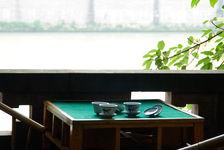 Salon de thé Wang Jiang Lou