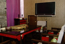 Private rooms of Yuqing Club Art Collection