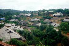 Village Banzhang Lao, Shan Bulang