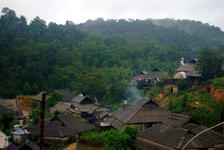 Village of Banzhang Lao, Shan Bulang