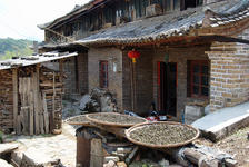 Old town of Yi Wu