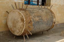 Drum sacred Jinuo