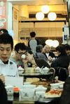 Tea House (Dim Sum Yam Cha) Hong Kong People